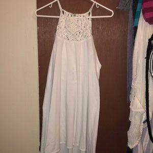 Billabong hi lo mini dress SZ LG